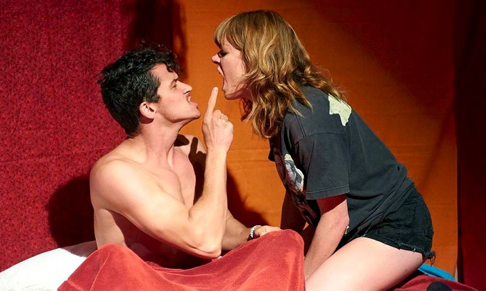 """Women Are Crazy Because Men Are A**holes - June Havoc Theatre: """"Women Are Crazy Because Men Are A**holes"""" Theatrical Comedy at Havoc Theatre through October 25"""