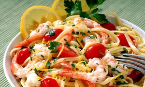 Buon Appetito Restaurant: Italian Dinner or Lunch at Buon Appetito Restaurant (Half Off). Three Options Available.