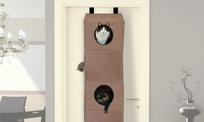 K&H Hangin Cat Condo: K&H Hangin Cat Condo (47% Off). Multiple Sizes Available. Free Shipping and Returns.