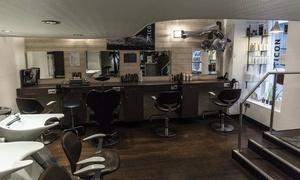 Salon Christine: Shampoing, coupe, brushing et soin au choix, option couleur ou balayage dès 29,90 € au salon Christine