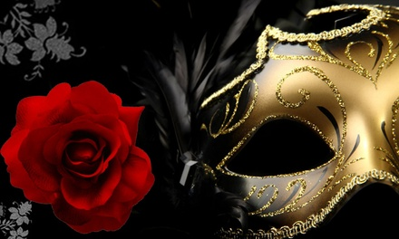 $40 for Admission to Winter Masquerade Ball for One from Hope 4 Widows and Orphans ($100 Value)
