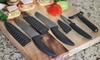 7-Piece Ceramic Knife Set: 7-Piece Ceramic Knife Set