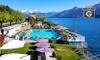 Lago di Como: camera doppia e trattamento di all inclusive