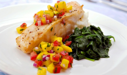 American Cuisine for Dinner or Lunch at Laguna Cafe (50% Off)