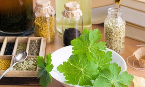 Erin's Meadow Herb Farm: One or Two Herbal Demo Classes at Erin's Meadow Herb Farm (Up to 62% Off)