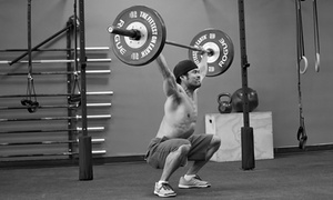 Tribe CrossFit: Two-Month Membership or 12-Class Beginner Program at Tribe CrossFit (Up to 77% Off)
