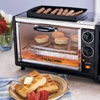 3-in-1 Breakfast Station with Coffee Maker, Toaster Oven, and Griddle