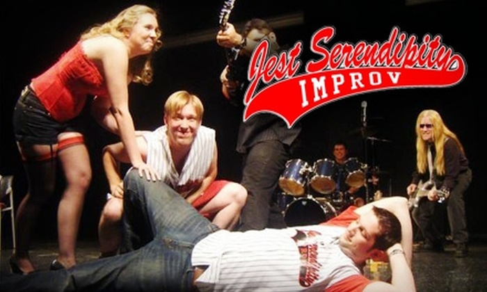 Jest Serendipity Improv - The Strip: $12 for One Ticket to Jest Serendipity Improv ($29.95 Value)