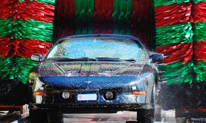Spirit of America Car Wash - Multiple Locations: Two or Five Extreme Car Washes at Spirit of America Car Wash