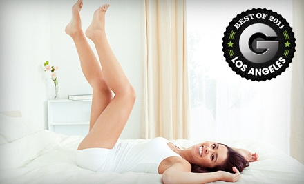 Laser Hair-Removal Package - We Laser Day Spa in North Hollywood