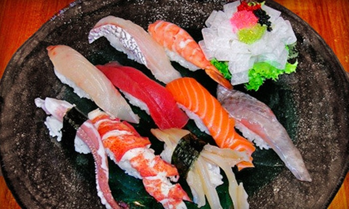 Ido Sushi - West Village: $39 for a Two-Person Sushi or Sashimi Dinner with Appetizer and Beer or Wine at Ido Sushi (Up to $91 Value)