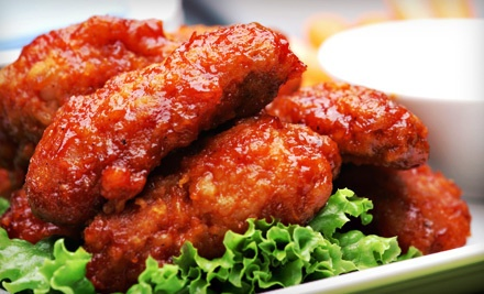 $20 Groupon to Hot Chicks Wings House - Hot Chicks Wings House in El Paso
