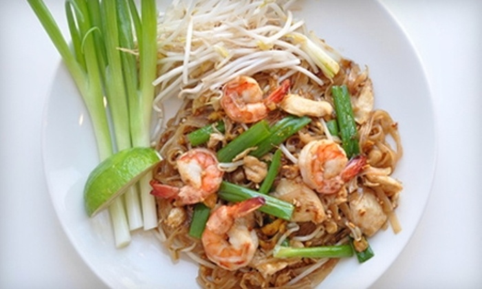 Pho & I Vietnamese and Thai Kitchen - Lakeview: $15 for $30 Worth of Thai and Vietnamese Cuisine and Drinks at Pho & I Vietnamese and Thai Kitchen