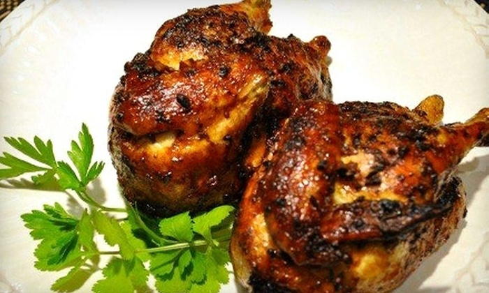 Sisters Cuisine - East Harlem: $10 for $20 worth of Caribbean and Southern-Inspired Fare at Sisters Cuisine