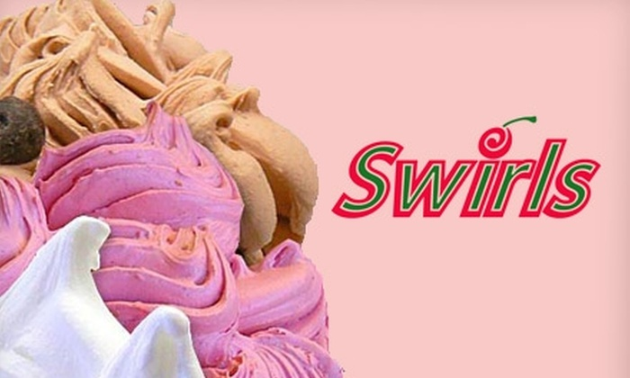 Swirls Gelato - Citrus Park-Fern Lake: $5 for $10 Worth of Gelato, Pastries, Sandwiches, and More at Swirls Gelato Caffé and Bakery
