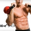 Up to 82% Off Fitness at The Bod-e² Shop