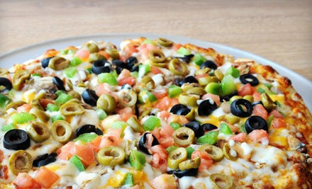 Pizza Meal for 2 (up to a $29 value) - Boss Pizza and Chicken in Sioux Falls