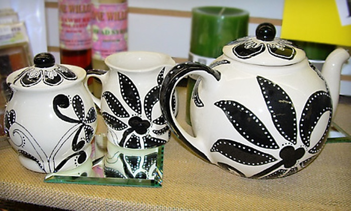 Club Colour - Douglas: $15 for $30 Worth of Paint-Your-Own Pottery at Club Colour in Langley