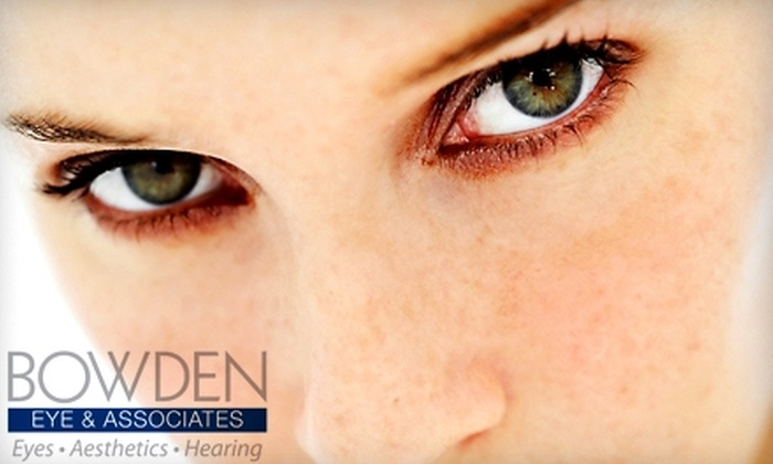 Bowden Eye & Associates - Multiple Locations: $2,499 for Blade-Free LASIK at Bowden Eye & Associates (Up to $5,950 Value)