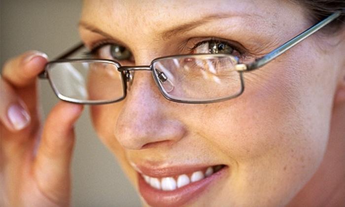 Valley Eye Associates - Westwood: $50 for an Eye Exam and $150 Toward Prescription Eyewear at Valley Eye Associates in Westwood ($295 Value)