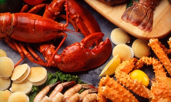 Ippolito's Seafood - Philadelphia: $12 for $25 Worth of Market-Fresh Seafood and More at Ippolito's Seafood