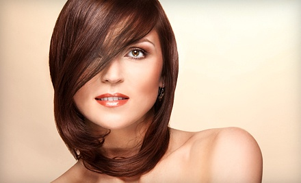 Men's Hair Coloring Treatment - Attitude Styles in Pittsburgh