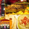 Half Off at Divan Restaurant and Hookah Lounge