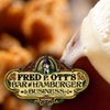 53% Off Burgers and More at Fred P. Ott's