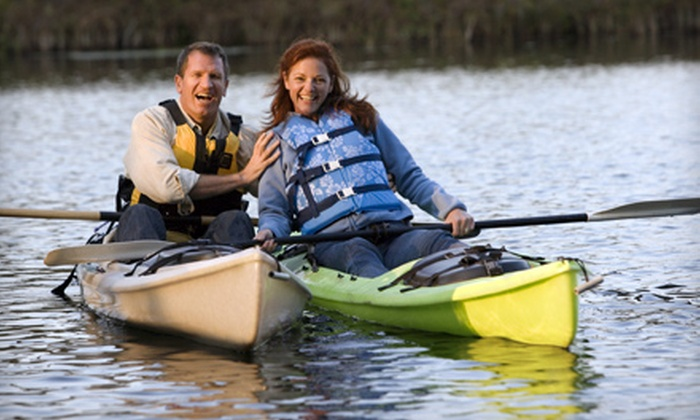 Kayak Tillamook County - Tillamook: $32 for a Two-Hour Hot-Apple-Cider Kayak Tour from Kayak Tillamook County ($65 Value)