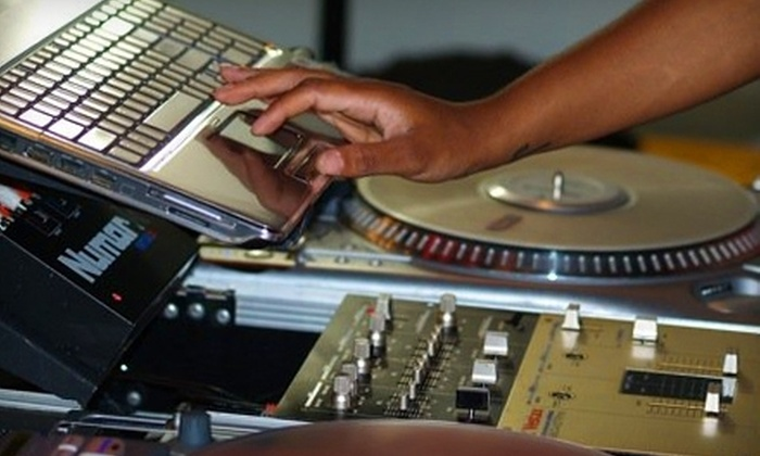 Omaha DJ Academy - North Central Omaha: $150 for a Six-Week Intro to DJing Course at Omaha DJ Academy ($299 Value)