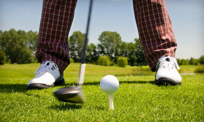 The Golf Club at Summerbrooke - Summerbrook: Golf Outing for One or Two or Silver Discount Card  to The Golf Club at Summerbrooke (Up to 60% Off)