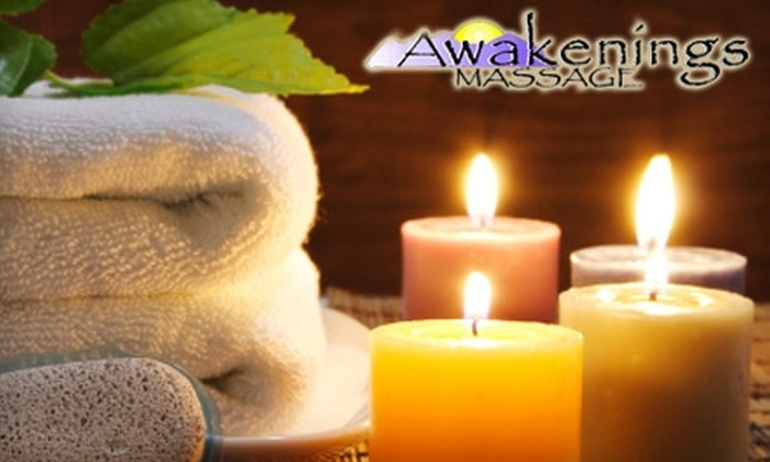 Awakenings Massage - Tucson: $15 for One 30-Minute Massage or Two Chair Massages at Awakenings Massage (Up to $36 Value)