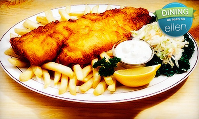 Piccadilly Pub Restaurant - Springfield, MA: $15 for $30 Worth of Comfort Fare at Piccadilly Pub Restaurant