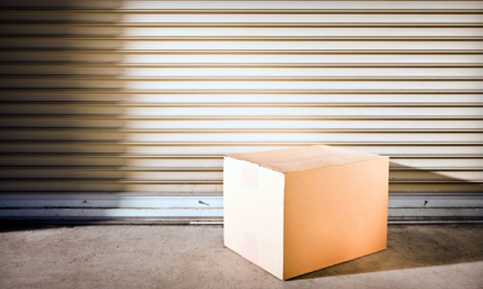 Great American Storage - Cat Hollow: Three-Month Rental of a 5'x10' or 10'x15' Storage Unit at Great American Storage in Round Rock (Up to 57% Off)