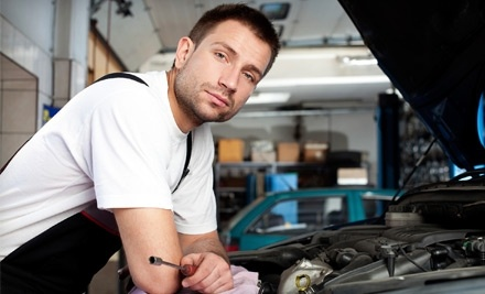 $70 Groupon to Beck Muffler Automotive Repair - Beck Muffler Automotive Repair in Franklin