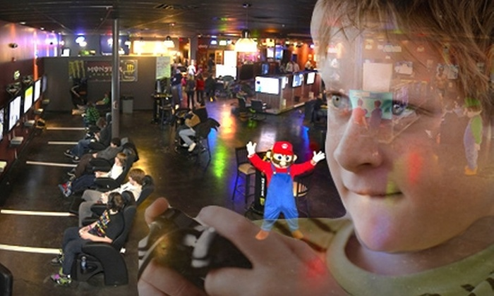 Game Pazzo - Downers Grove: Punch Card Plus 10 Free Games or Café Fare at Game Pazzo in Downers Grove