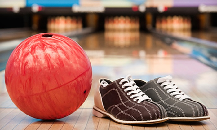 Royal Crest Lanes - Lawrence: Bowling Package for Up to Two, Four, or Eight at Royal Crest Lanes in Lawrence (Up to 58% Off)