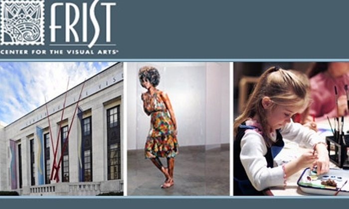 Frist Center for the Visual Arts - Downtown Nashville: $4 Admission to Frist Center for the Visual Arts ($8.50 Value)