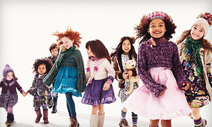 """Poppies - Madison Center: $15 for $30 Worth of Discounted New and """"Gently Loved"""" Children's Boutique Clothing at Poppies in Madison"""