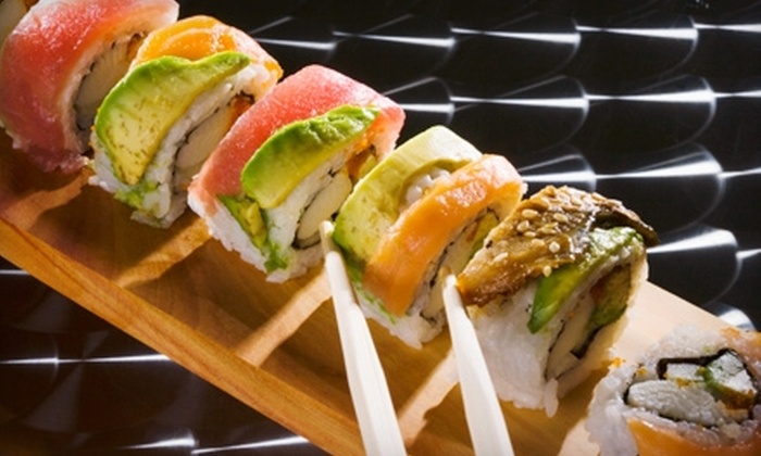 Sake Hibachi - Mansfield Towne Crossing: $20 for $40 Worth of Japanese Cuisine at Sake Hibachi in Mansfield