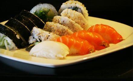 $40 Groupon to Oki Japanese Steakhouse - Oki Japanese Steakhouse in North Providence