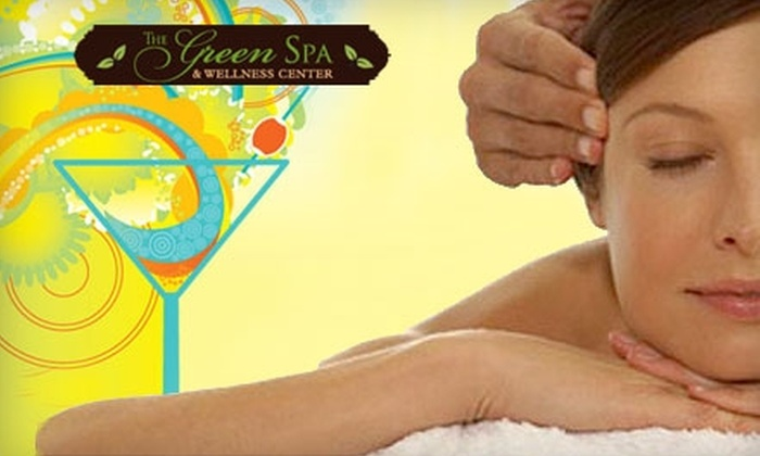 The Green Spa & Wellness Center - Bay Ridge & Fort Hamilton: $59 for a Martini Deluxe Spa Package at The Green Spa & Wellness Center (Up to $223.19 Value)