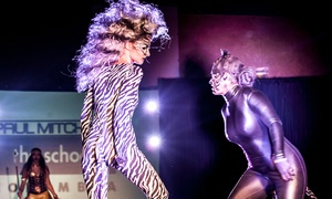 "HairWalk: The Movement: ""HairWalk: The Movement"" at Columbia Metropolitan Airport on Saturday, August 15, at 8 p.m. (Up to 49% Off)"