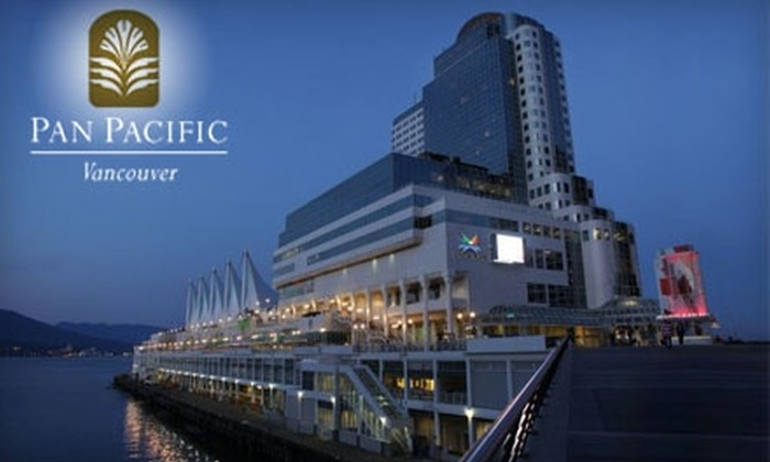 Pan Pacific Vancouver Hotel - Downtown Vancouver: $179 for a Pan Pacific Pamper Package Including a One-Night Stay at the Pan Pacific Vancouver Hotel and $50 Toward Spa Services at Spa Utopia ($401 Value)