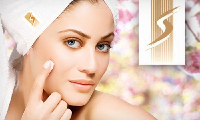Serenity Spa - Midtown South Central: $50 for a Super Clean Facial and Eye Treatment at Serenity Spa ($130 Value)