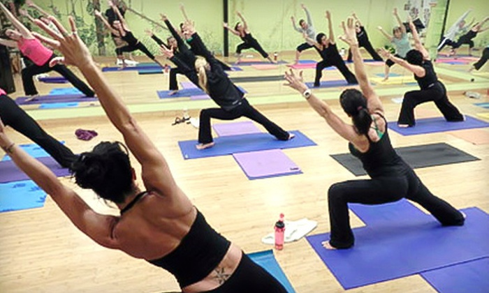 The Studio Yoga - Plano: 10 or 20 Power-Yoga Classes or Three Months of Unlimited Power-Yoga Classes at The Studio Yoga in Plano