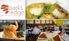 Parks Edge - Inman Park: $15 for $35 Worth of Dining and Drinks at Park's Edge