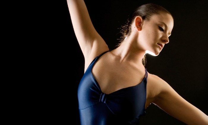 Gus Giordano Dance School - Edgewater: $60 for 10 Adult Dance Classes at Gus Giordano Dance School ($140 Value)