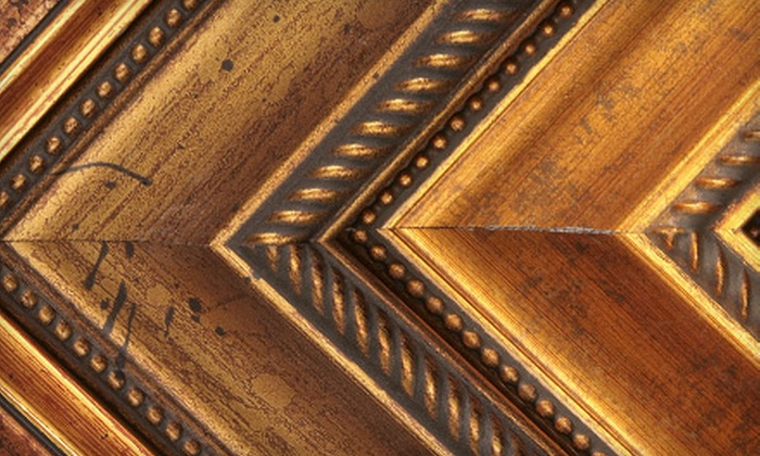 Frames + - Tallahassee: $50 for $100 Worth of Framing Services at Frames +
