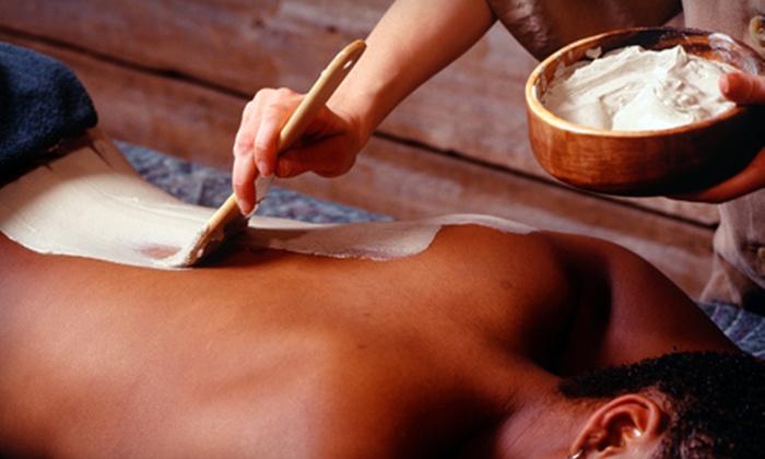 Balance Spa - Secret Cove: $55 for an Herbal Contour Body Wrap at Balance Spa ($115 Value)